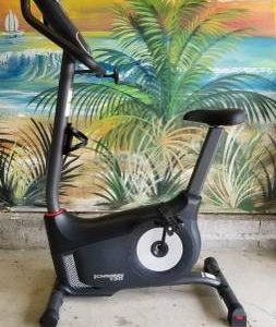 Schwinn 130 upright stationary bike