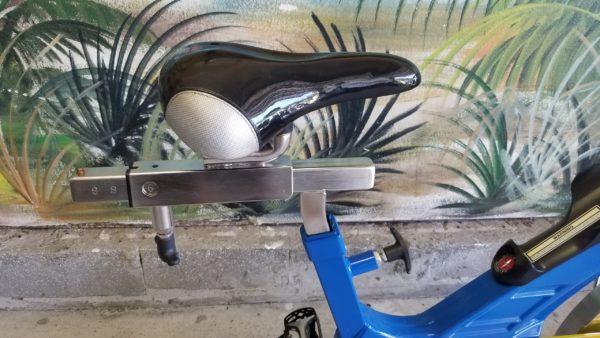 schwinn evolution spin bike